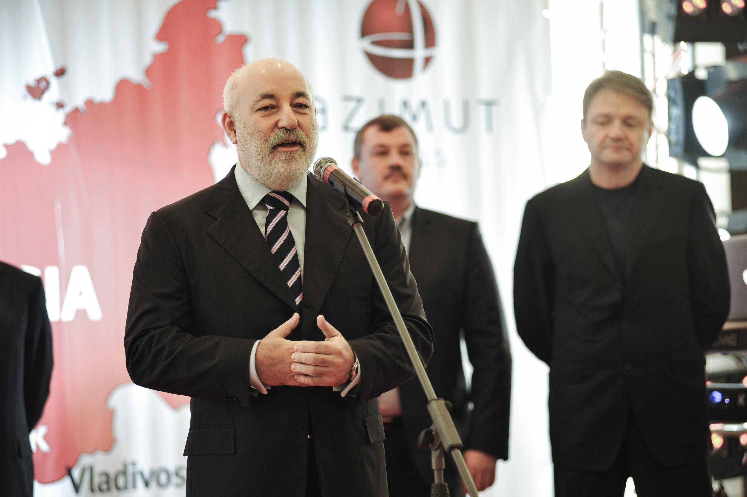 Виктор Вексельберг, Председатель Совета директоров Группы компаний Ренова