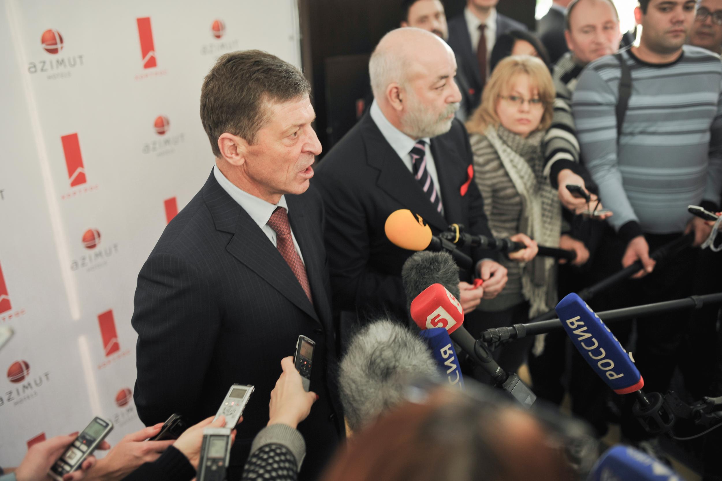 Дмитрий Козак, Заместитель Председателя Правительства РФ