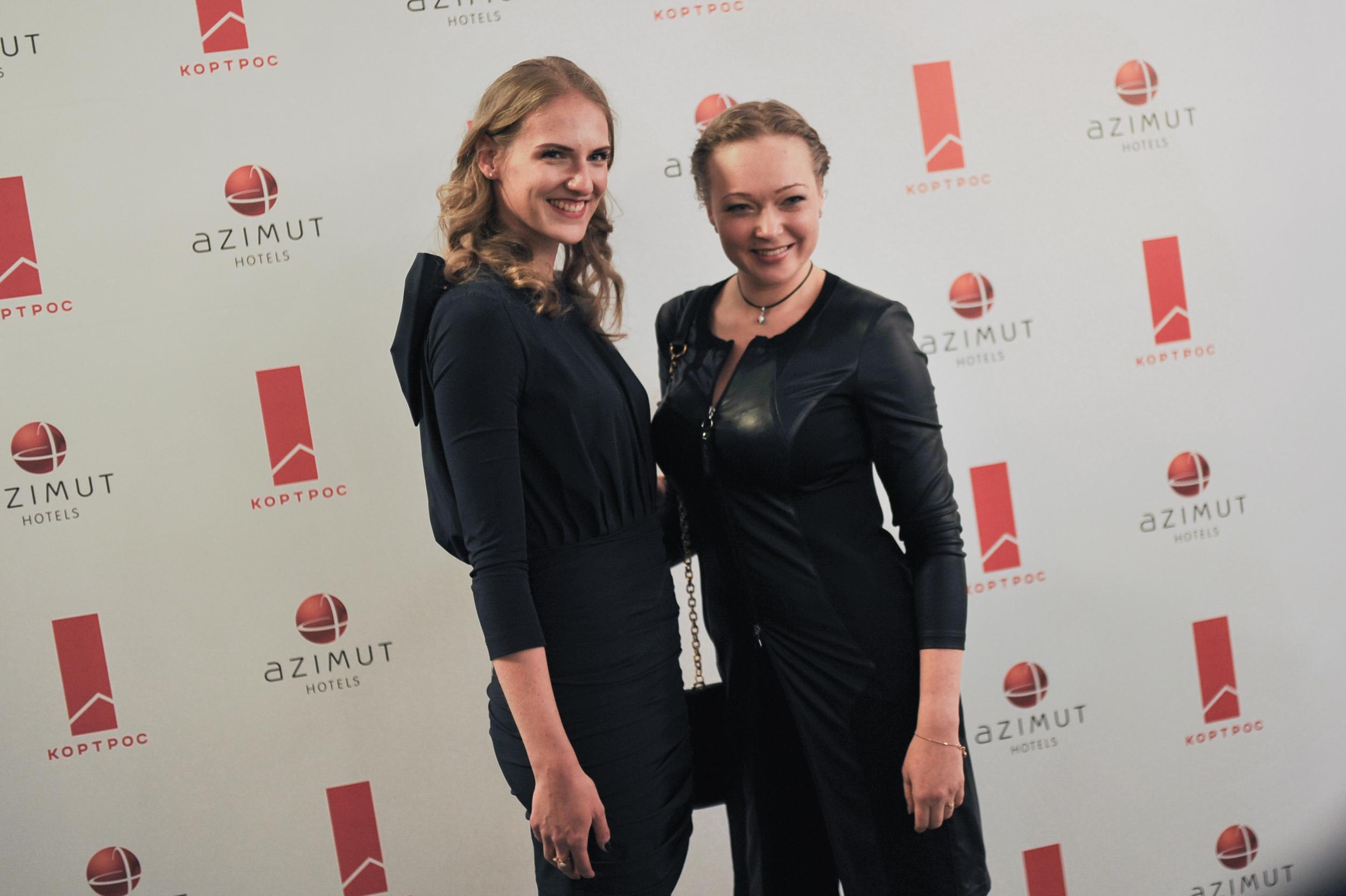 Светлана Ромашина и Ирина Скворцова